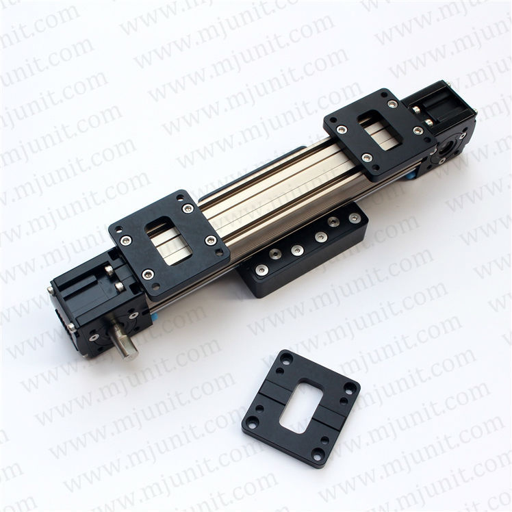 China Best Square roller Linear Motion Guide Rail belt drive high quality CO2 laser parts rail and laser head parts крепление присоска малая