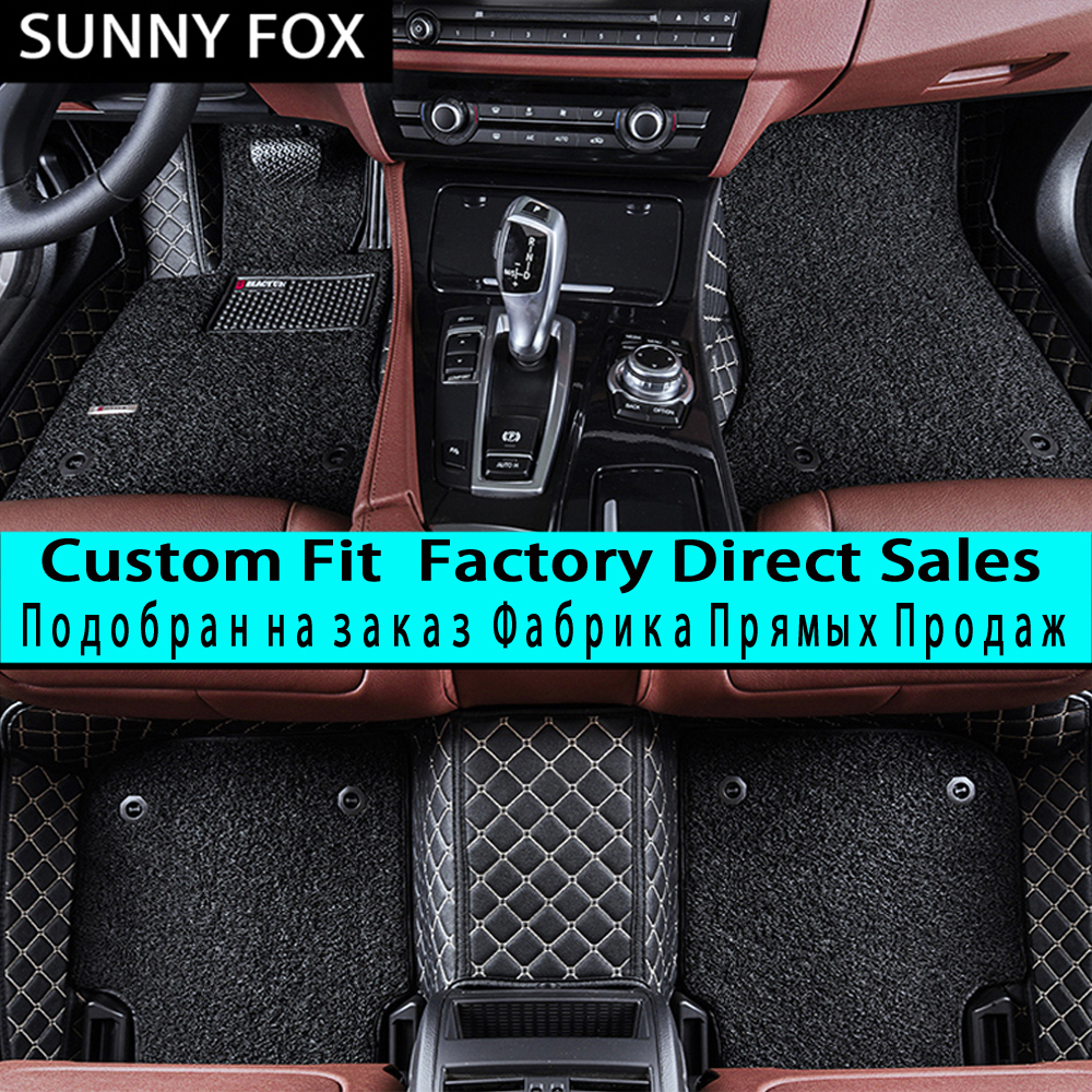 SUNNYFOX car floor mats specially for Chevrolet Trax 5D car styling accessories all weather rugs liners carpet (2014-present)SUNNYFOX car floor mats specially for Chevrolet Trax 5D car styling accessories all weather rugs liners carpet (2014-present)