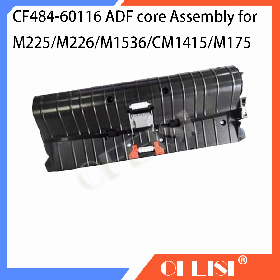 New original CF484-60116 ADF core Assembly for HP LJ MFP M225DW/M225DN/M226/M1536MFP/CM1415/M175 ADF Assembly core Printer parts цена