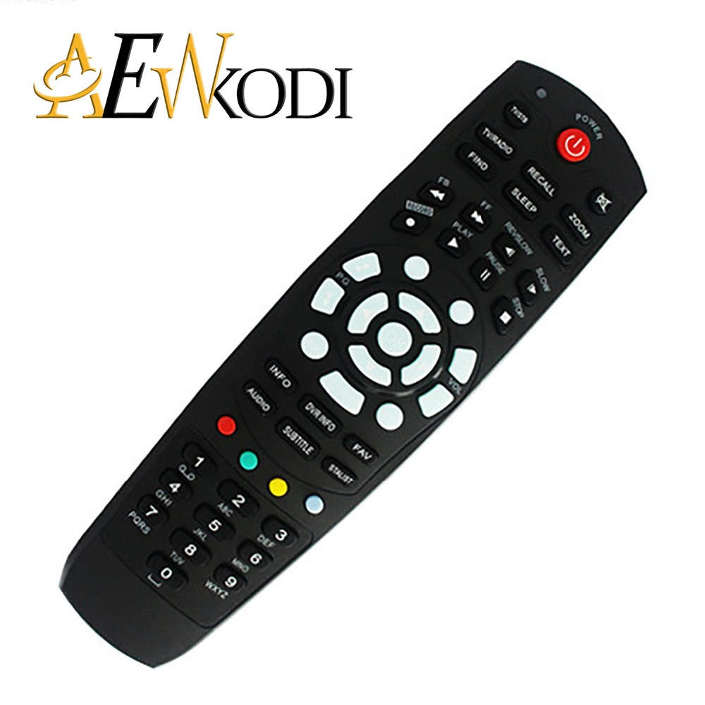 Anewkodi Remote Control for SKYBOX F5S/OPENBOX S9 S10 S11 S12 F3S F5S F4S HD PVR Digital Satellite Receiver free shipping