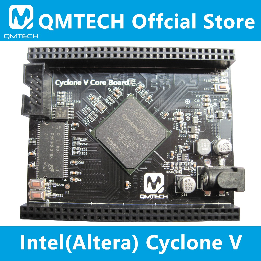 QMTECH Altera Intel FPGA Core Board Cyclone V CycloneV 5CEFA2F23 SDRAM