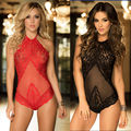 2016 New Sexy Women Lingerie Lace Dress Babydoll Underwear Intimates Nightwear Sleepwear