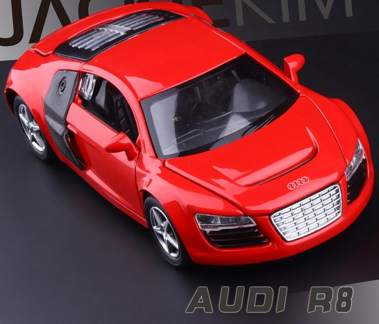 MINI-AUTO-132-kids-toys-AUDI-R8-metal-toy-cars-model-for-children-music-pull-back-car-miniatures-gifts-for-boys-2