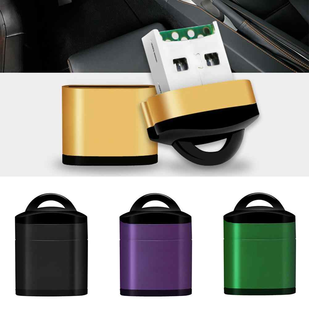 Ultra - Small Mini USB Card Reader  TF Mobile Phone Memory Card Reader High-Speed Card Reading