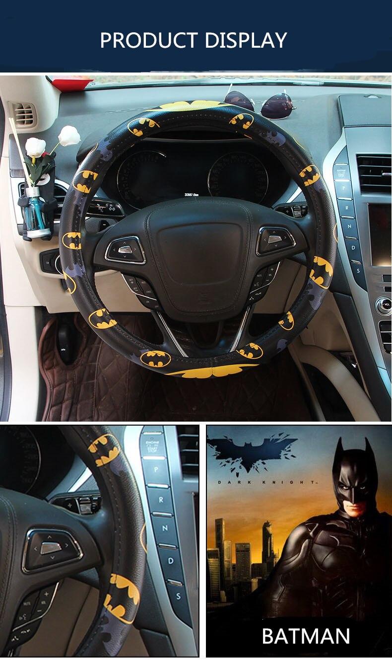 cartoon steering wheel cover 4_