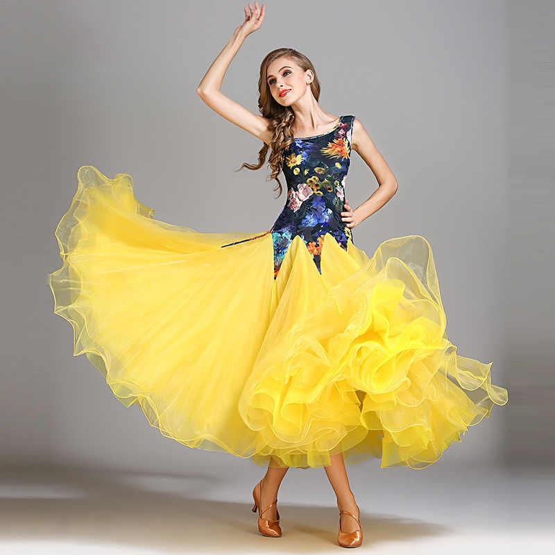 MEI YU MY793 2018 новый современный танцевальный костюм вальцинг Танго женское платье для взрослых леди бальный костюм вечернее платье