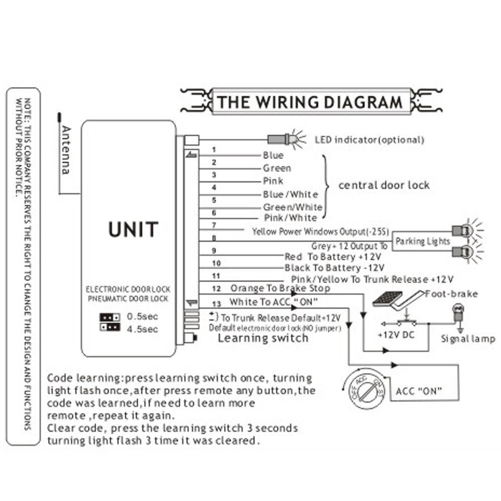 small resolution of peugeot 206 wiring diagram for central door locking central door locking wiring diagram wiring