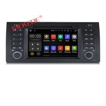 7 pulgadas Android 7.1 para bmw E39, X5, M5 E53 coche dvd, gps, wifi, 4G, radio, RDS, canbus, quad core, 1024×600, soporte obd2, dvr, rusia