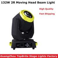 2017 Nouvelle Arrivée 1 Pcs 132 W Tête Mobile Lumière de La Scène Sharpy 2R 132 W Haute Power Beam Lumière Pour La Scène Professionnelle Événements éclairage
