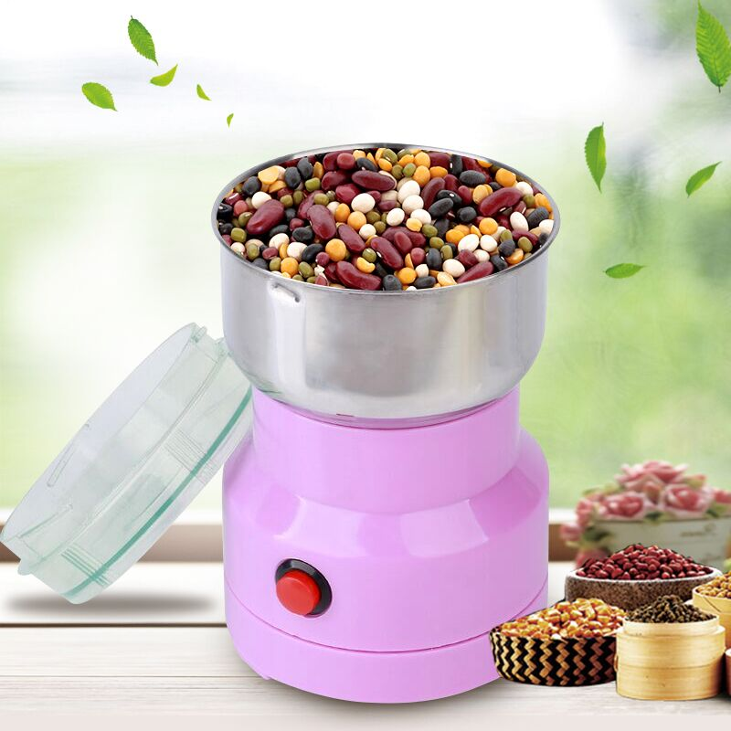 Coffee Grinders The grinding mill grinds the powder machine to hit baby small household machine.NEW the mill girl