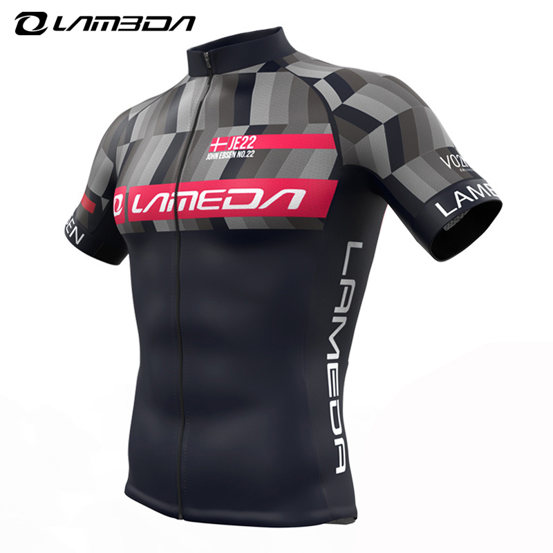 2017 Pro team summer Short Sleeve Cycling Jersey Mtb Bicycle font b Clothing b font Bike