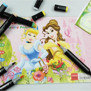 Image 5 - Finecolour EF102 Double Headed Soft Brush Alcohol Based Ink Marker Professional Sketch Painting Art Markers Pen