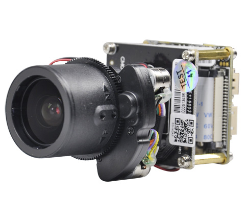 HD 4.0MP 2.8-12mm Motorized Zoom&Auto Focal LEN 1/3