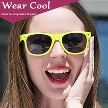 Wear Cool 2018 Sun Glasses Women Men Driving Mirrors Sunglasses New Fashion High quality frame Resin lens UV400 Travel Outdoor цена