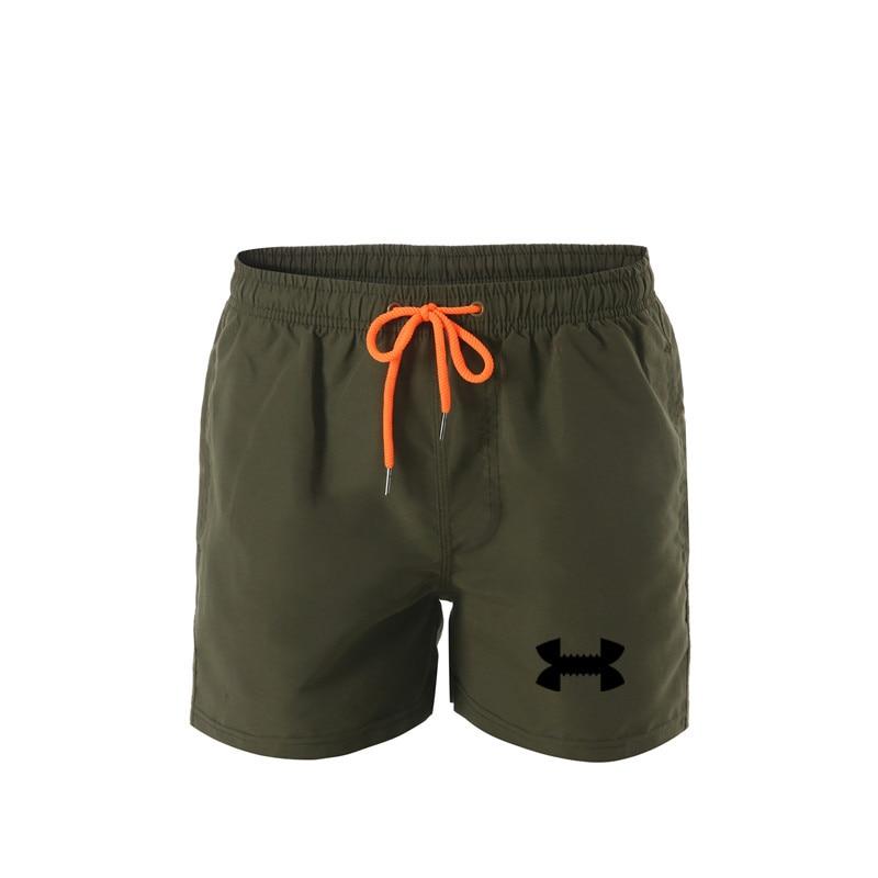 New men's beach shorts summer beach print shorts men's casual s