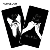 Xiaomi mi mix Case,Silicon Black Graffiti Painting Soft TPU Back Cover for Xiaomi mi mix 2 Phone fitted Case shell