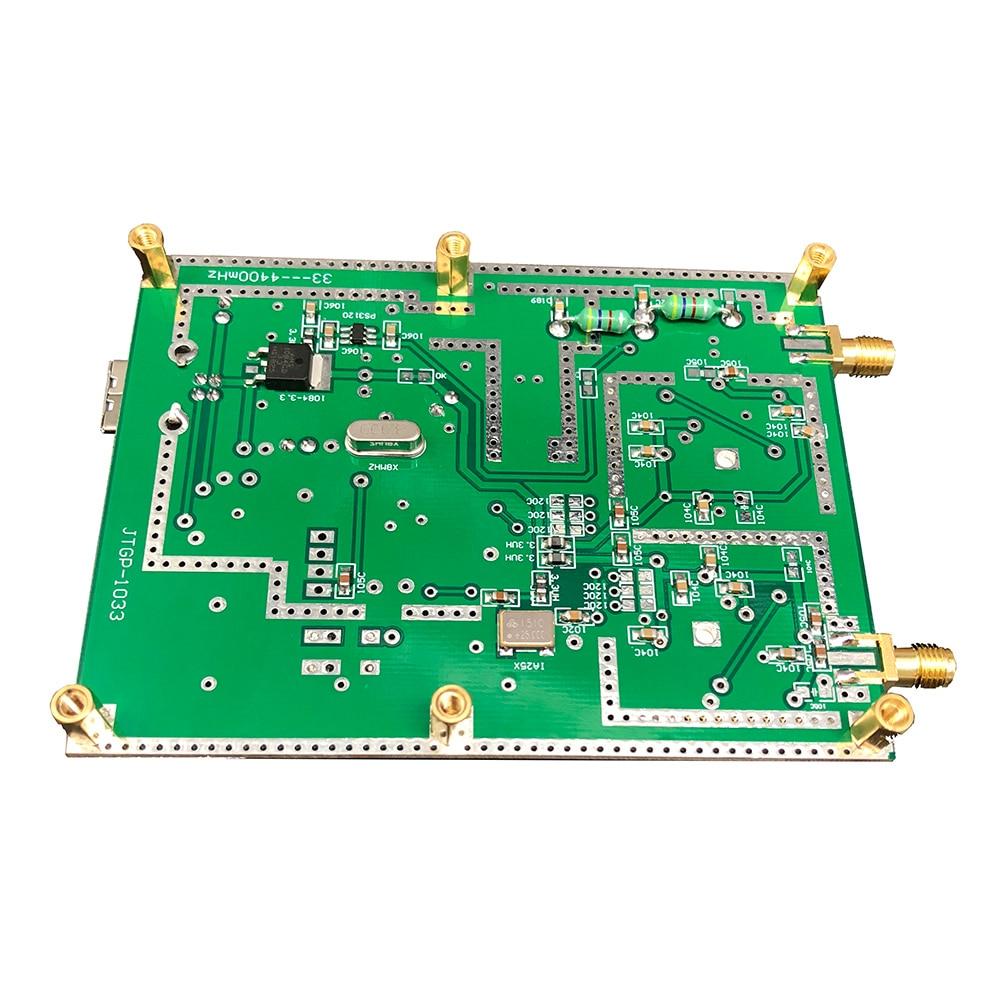 Analyseur de spectre Simple D6 avec Source de suivi T.G. V2.02 outil d'analyse de domaine de fréquence RF Simple Source de Signal - 5