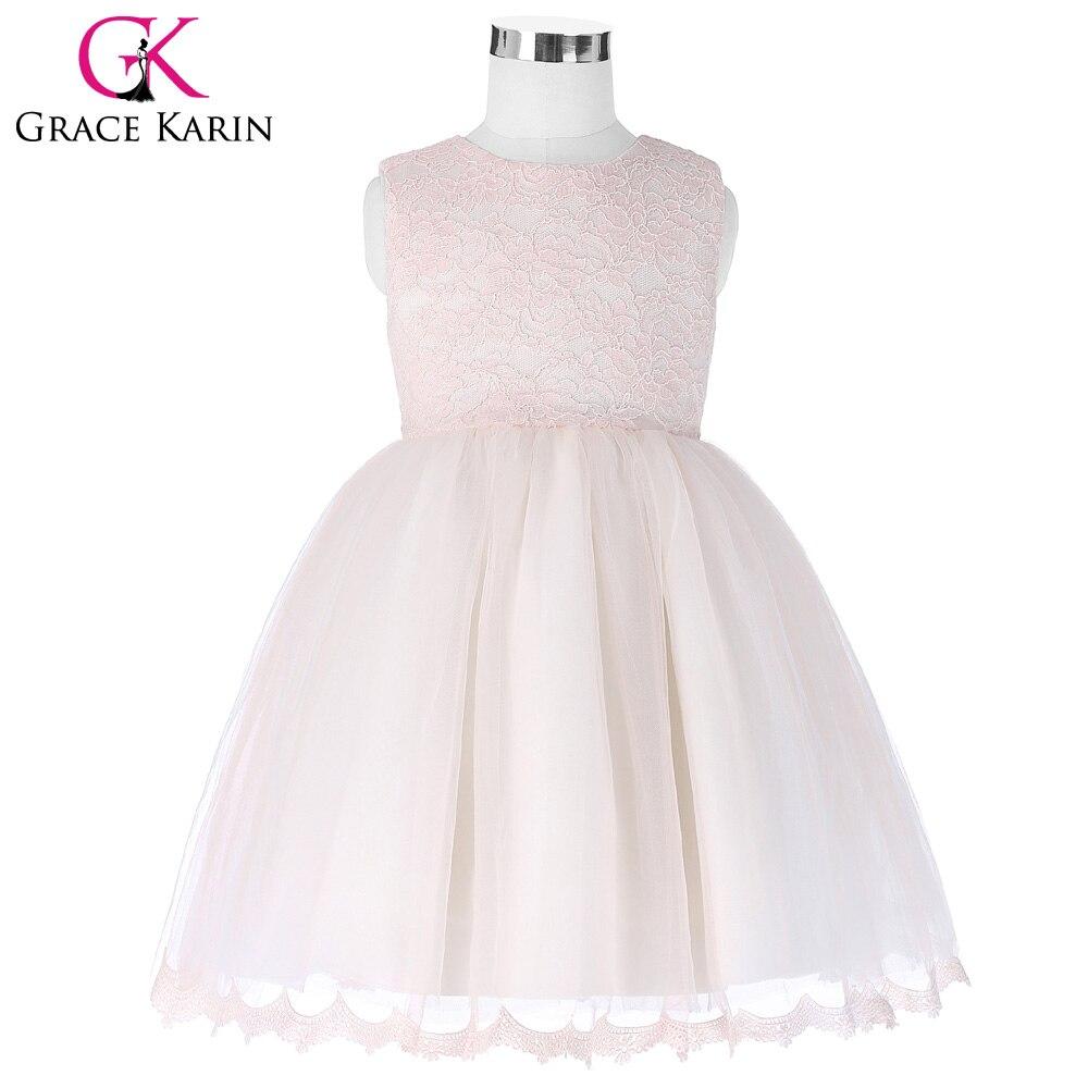 Grace Karin First Communion Dresses For Girl Infant Toddler Pageant