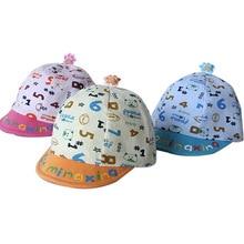 Newborn Cute Kid Baby Boy Girl Toddler Infant Hat Baseball Cap Baby Bonnet Cotton Kids Hats Bonnet Enfant