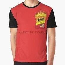 Todo imprimir T camisa de los hombres camiseta FlaminHot Cheetos  camiseta(China) 15ff344d20da3