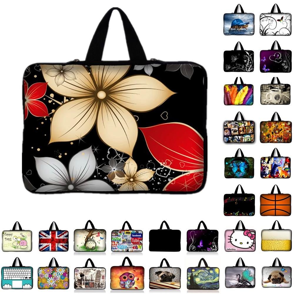 7 10 13 13.3 14 15 15.4 15.6 17 17.3 Inch Laptop sleeve Notebook Bag Case for ipad macbook HP ASUS Dell Lenovo Laptop Bag