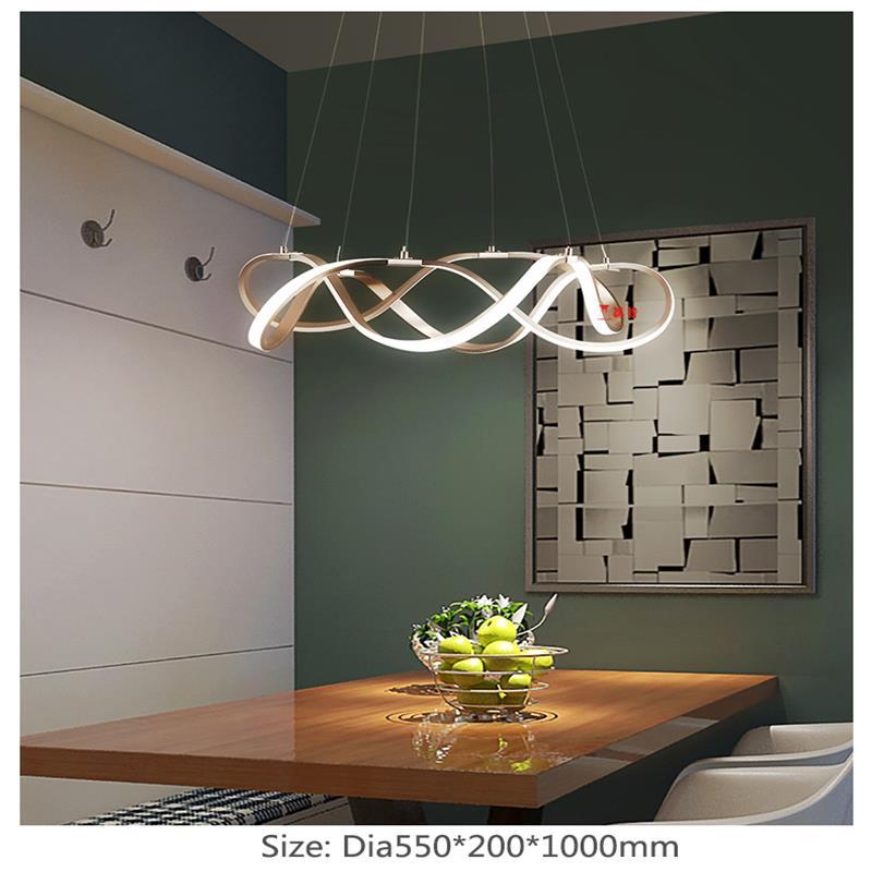 Moderne led plafonniers acrylique plafonnier Luminarias Abajur lamparas de techo pour chambre salon éclairage de plafond lampe