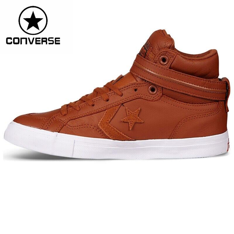 Prix pour Original Nouvelle Arrivée Converse Star Lecteur Unisexe Planche À Roulettes Chaussures Sneakers