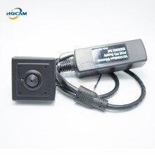 Hqcam POE 720 P Onvif 2.0 1.0mp 25fps безопасности Крытый мини IP камеры видеонаблюдения Мини Наблюдения IP-камера 1/4 «h62 CMOS сенсор