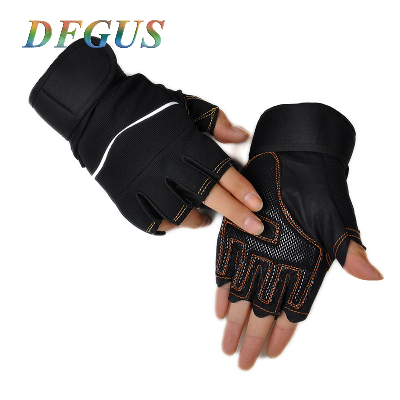 Sport Gloves For Gym: Newly Design Outdoor Sport Gym Gloves Workout Weight