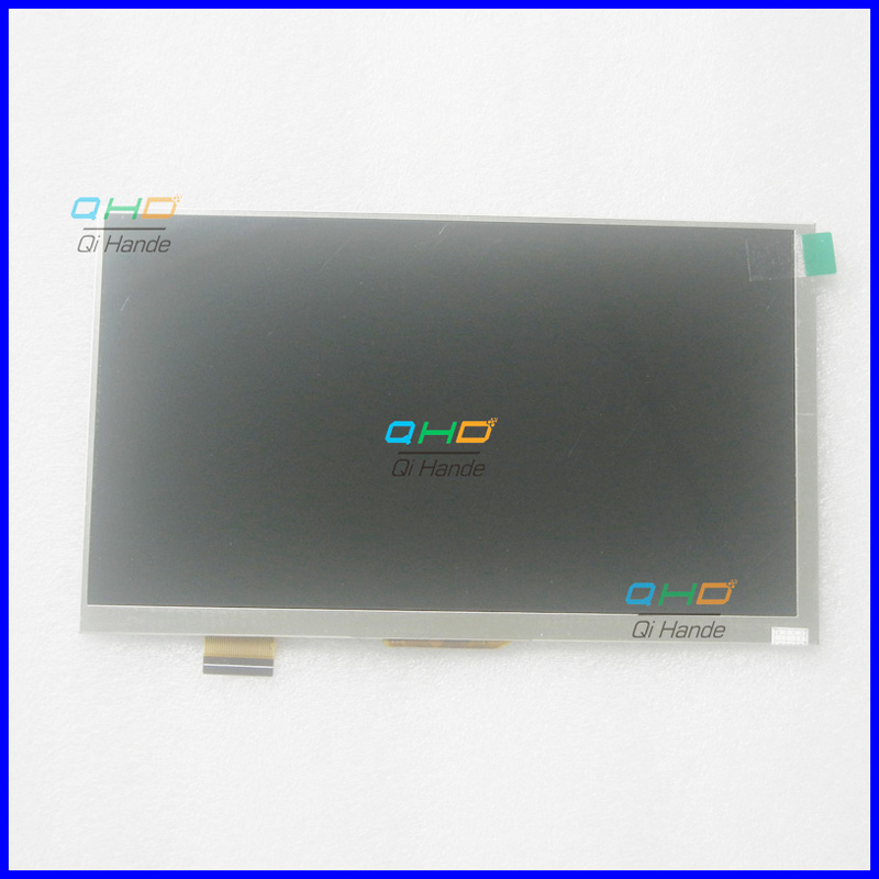 New 7 inch Tablet PC LCD display FPC07004-00 LCD Screen Digitizer Sensor Replacement 30 pin new 7 inch 7inch oysters 7x 3g tablet pc lcd display lcd screen digitizer sensor replacement free shipping