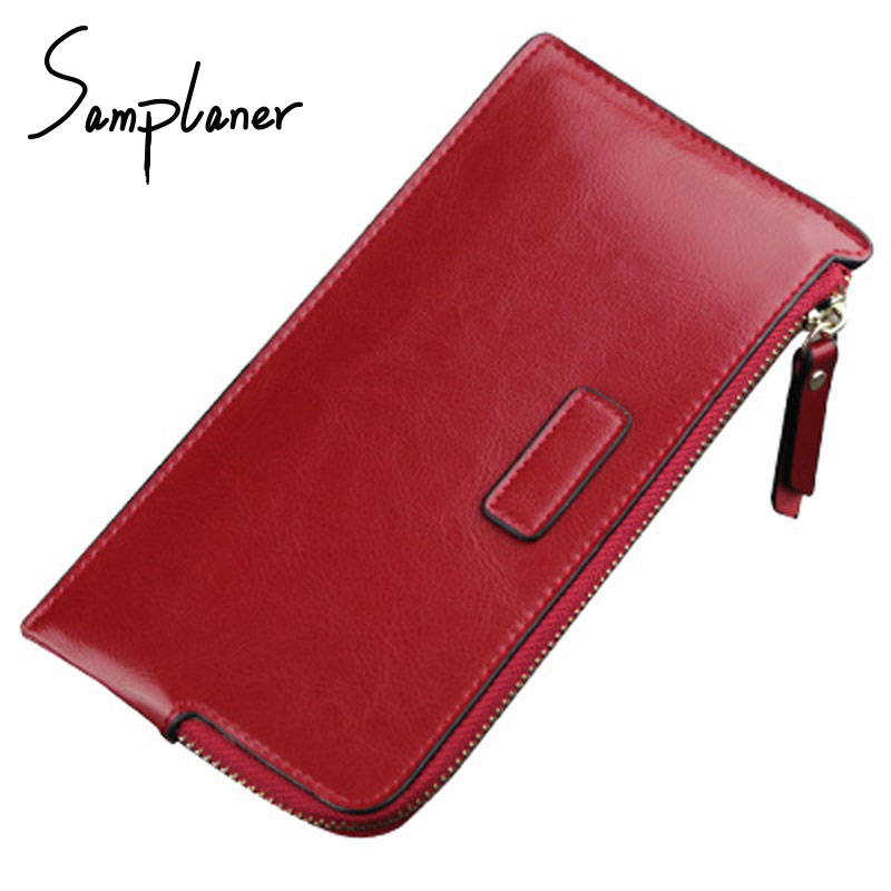 New Casual Genuine Leather Wallets Women Purse Leather Zipper Wallet Ladies Clutch Bags Coin Cards Pocket Candy Female Wallets simline fashion genuine leather real cowhide women lady short slim wallet wallets purse card holder zipper coin pocket ladies