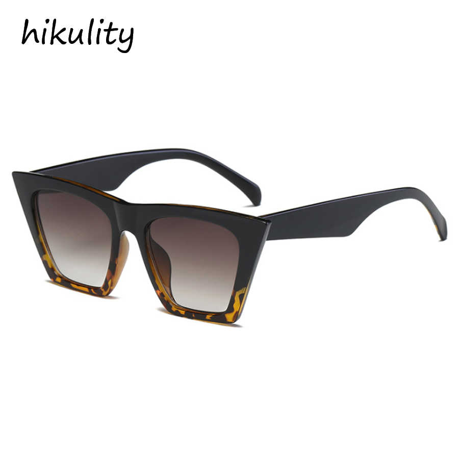 26d8c3f90c ... 85191 Australia Style Vintage Cat Eye Sunglasses Women 2018 Luxury  Brand 90s Fashion Cateye Sun Glasses ...