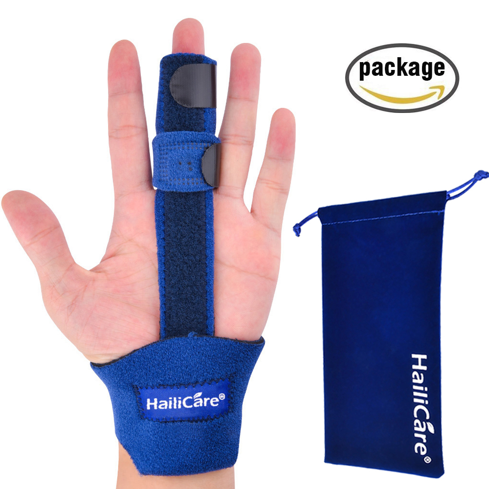 UNS Lager Trigger Einstellbare Finger Schutz Schiene für Behandeln Finger Steifigkeit Schmerzen Popping Klick von Stenosing Sehnenscheidenentzündung
