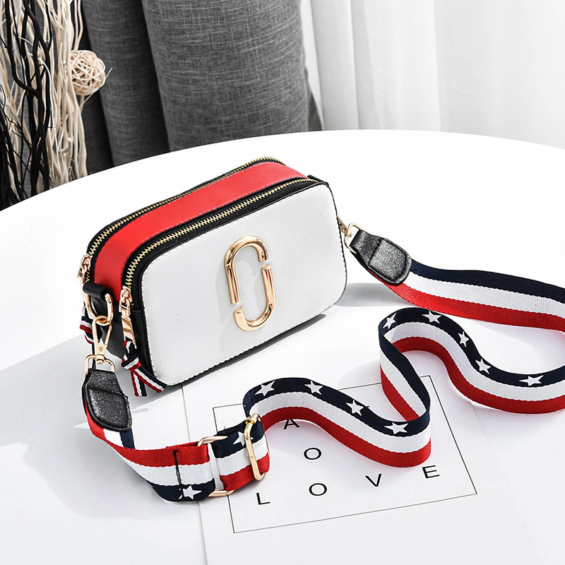 Tricolor ribbon Crossbody Bags Luxury Handbags Women Bags Designer Pu Leather Women Messenger Bags High Quality Shoulder Bag 2018 luxury handbags women bags designer high quality pu leather womens crossbody bags female messenger shoulder bag hand bag