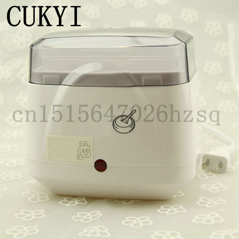 CUKYI 110V/220V Fully Automatic Household Electric Yogurt Maker 750ml Capacity Multifunctional White Yogurt Machine hot selling electric yogurt machine stainless steel liner mini automatic yogurt maker 1l capacity 220v