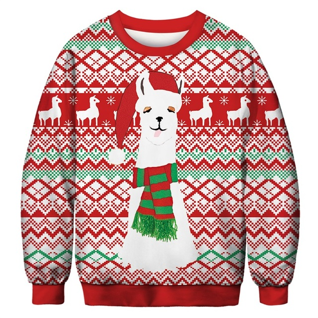 AA30001 Mens ugly christmas sweater 5c64c1130a218