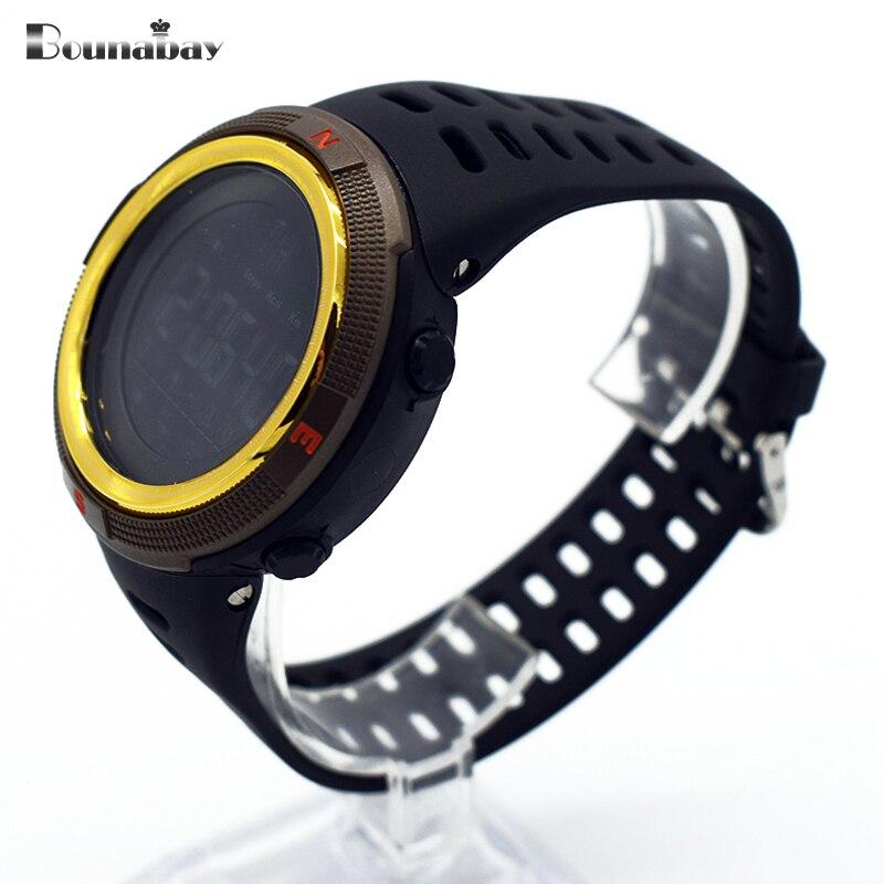 Водонепроницаемые наручные автоматические часы для мужчин digitais часы Бег мужские человек ES часы оптимизировать <font><b>Saat</b></font> новая тенденция популярн&#8230;