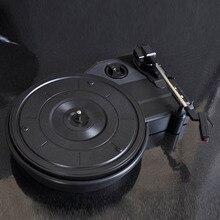 [Chine] HX115 gramophone tourne-disque vinyle mini portable stéréo LP platines PC ordinateur enregistreur platine tourne-disque