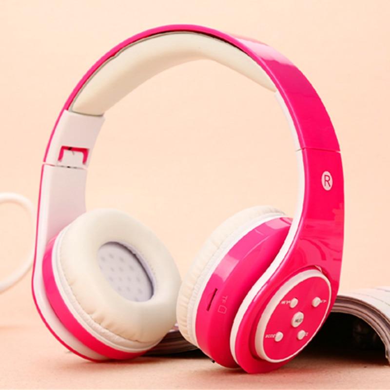bilder für Auriculares Bluetooth Drahtlose Kopfhörer Universal Stereo Starke Bass Headsets Tf-karte, MP3 Musik-player