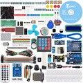 Keywish RFID Komplette Sensor Super Starter Kit Für Arduino UNO R3 Wasser-ebene Servo/Schrittmotor Mit 28 lehren Code Tutorial