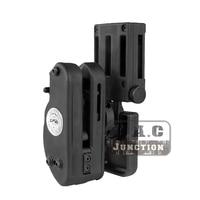 IPSC holster USPSA IDPA Shooting Competition GR Speed Option Universal Right Hand Pistol Holster For Glock gun holder black