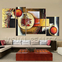 Latest Design Painting for Home Decor, Canvas Painting with Antique Style(Unframed)