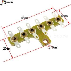 Image 4 - 5PCS DIY 프로젝트 오디오 태그 스트립 태그 보드 터렛 보드 터미널 러그 보드 오디오 빈티지 튜브 앰프