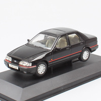 Children 1:43 Scale cars model small Ford Sierra Sapphire GLS die cast Vehicle car auto Motor Replica toy Corgi Vanguard V09901