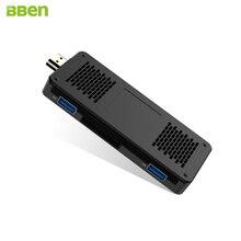 Bben Mini PC Windows 10 Intel N3350 Quad Core 3GB RAM 64G ROM USB3.0 Dual-band WiFi BT4.0 Quiet Fan PC Mini Computer Newest