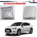 Car Cover Sun Shield Anti UV Sun Rain Snow Resistant Cover Dustproof For Citroen DS4