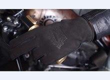 Размер: s-2xl uglybros ха-lle ретро мельница перчатки moto езды мужские кожаные дышащие перчатки бесплатная доставка