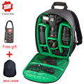 Tigernu New Pattern DSLR Camera Bag Backpack Video Photo Bags for Camera d3200 d3100  d5200 d7100 Small Compact Camera Backpack
