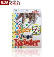 Твистер! пальцы семья настольная игра палец танец взрослых игры детей на
