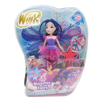 Newest 26cm Winx Club Doll rainbow colorful girl Action Figures Fairy Stella/Musa Dolls with Classic Toys For Girls Gift